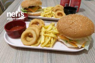 Çok Kolay Hamburger Tarifi