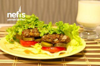 Hamburger Keyfinde Sağlıklı Alternatif Tarifi