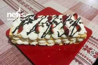 Kremalı Özel Gün Pastası Tarifi