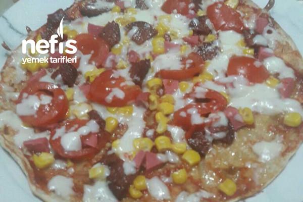 Masum Pizza Tarifi