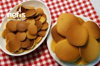 Minik Pancake (Yumuşacık) Tarifi