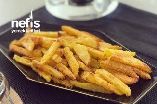 Mısır Unlu Çıtır Patates Tarifi