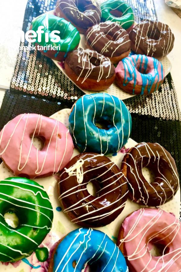 Tadida Göntüsüde Şahane Donut