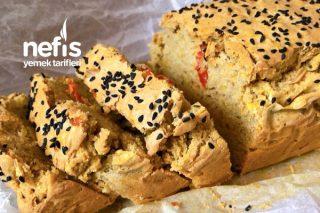 Tuzlu Ekmeğimsi Kek (Glutensiz) Tarifi