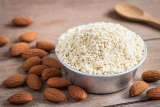 Badem Unu: Glutensiz, Düşük Kalorili, Sağlıklı Tarifi