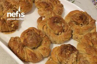 Çıtır Çıtır Tahinli Fındıklı Çörekler Tarifi