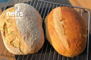 Yaş Mayadan Ekmek Yapımı Tarifi