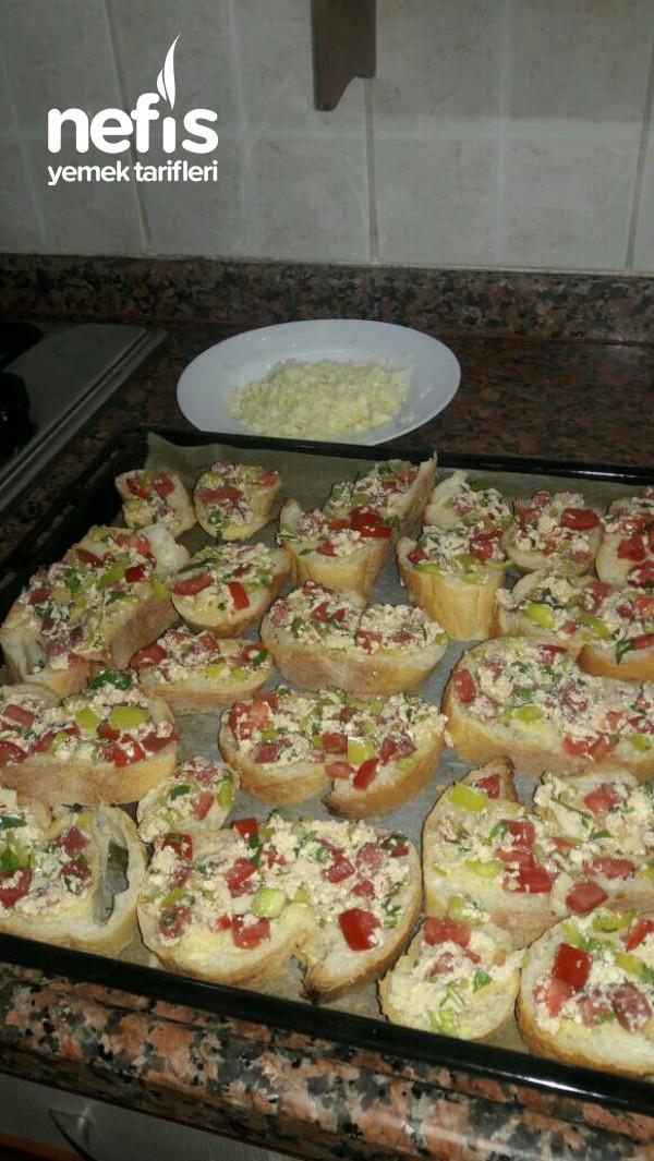 Kahvaltılık Bayat Ekmek