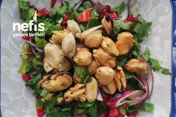 Midye Salatası Tarifi
