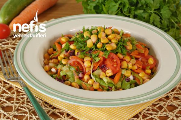 Mısırlı Salata (videolu)