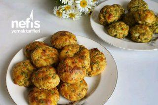Peynirli Sebze Topları (Videolu) Tarifi