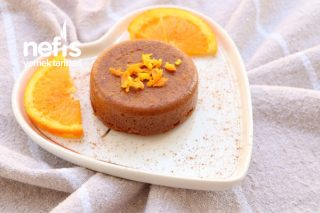 Portakallı Fit Mükemmel Fit Fincan Kek Tarifi