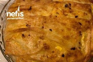 Tatar Böreği (Lazanya Tadında ) Tarifi