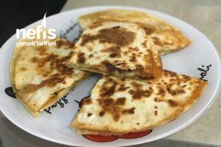 Tavada Tortilla (Lavaş)  Böreği ( Sahur İçin ) Tarifi