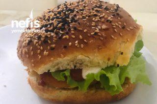 Tavuk Burger Tarifi