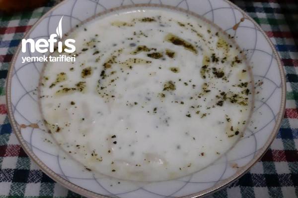 Yoğurtlu Çorba Tarifi