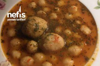 Adana'nın Meşhur Analı Kızlı Çorbası (Ana Yemektir Aslında) Tarifi