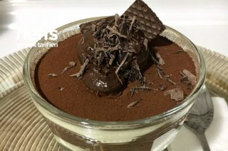 Çikolatalı Tiramisu Tarifi