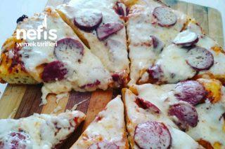 En Kolay Pizza Tarifi