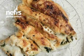 Ispanaklı Sarma Böreği Tarifi