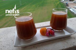 Kayısı Marmelatından Meyve Suyu Tarifi