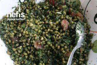 Maş Fasulye Salatası Tarifi