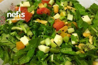 Meyveli Roka Salatası Tarifi