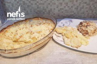 Patates Gratenin En Kolay Tarifi (Videolu)