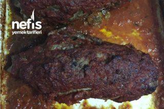 Mantarlı Soslu Biftek Sarma Tarifi