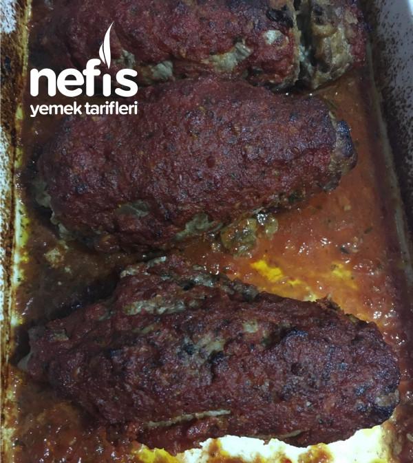 Mantarlı Soslu Biftek Sarma