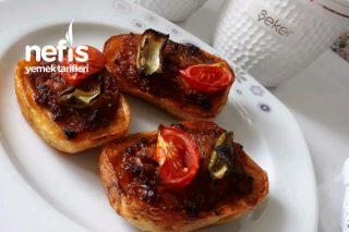 Patates Sandal(Patatesli Karnıyarık) Tarifi