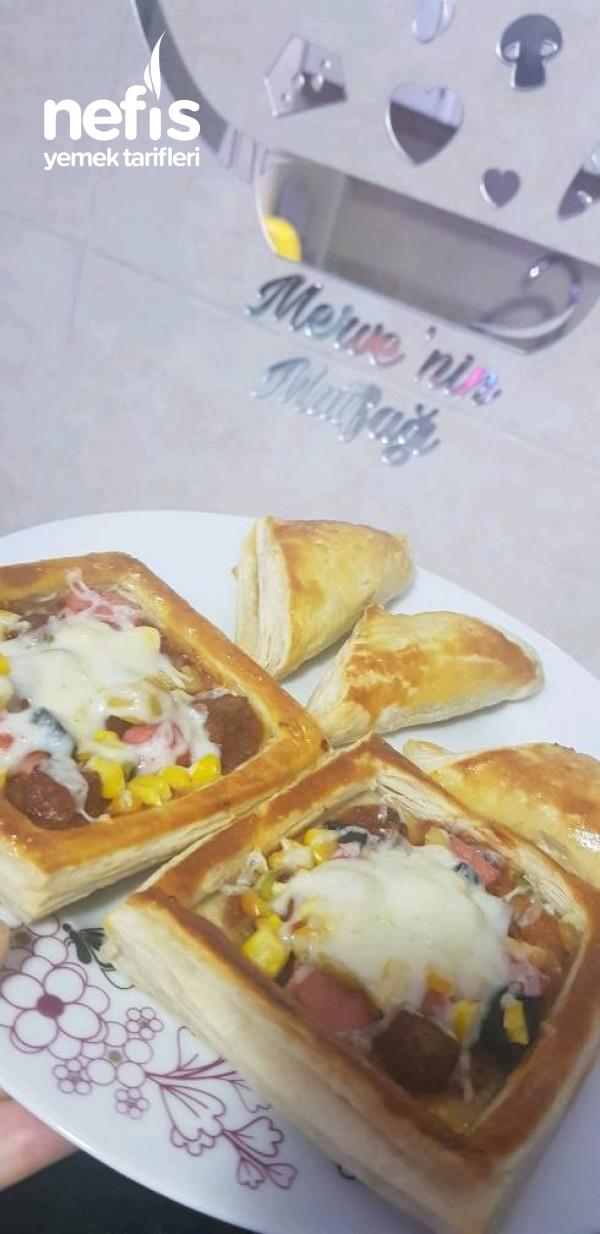 Pratik Milföy Pizza