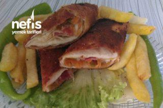 Sebzeli Paçanga Böreği Tarifi