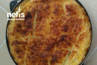 Sodalı Puf Puf Peynirli Börek Tarifi