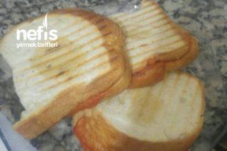 Tost Tarifi (Resimli Anlatım)