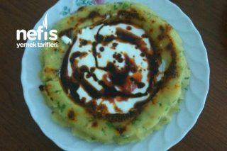Yoğurt Soslu Patates Püresi Tarifi