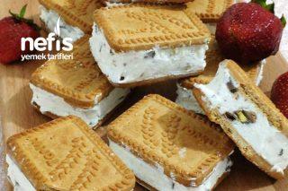 Anne Eli Değmiş Sandviç Dondurma Tarifi