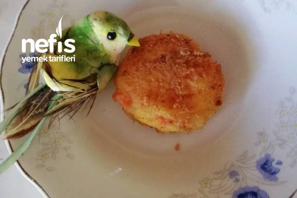 Miniklere Çıtır Patates Tarifi