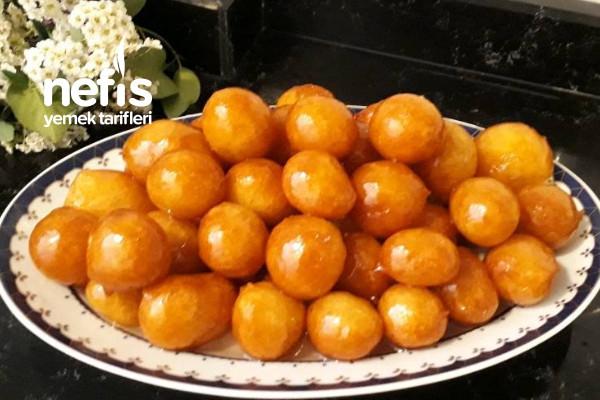 Osmanlı Mutfağından Lokma Tatlısı (Püf Noktalarıyla)