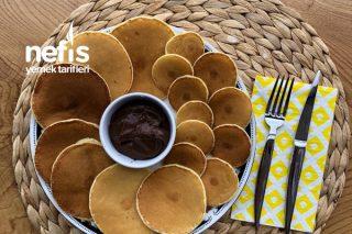 Pankek (Pancake) Tam Ölçülü Tarifi