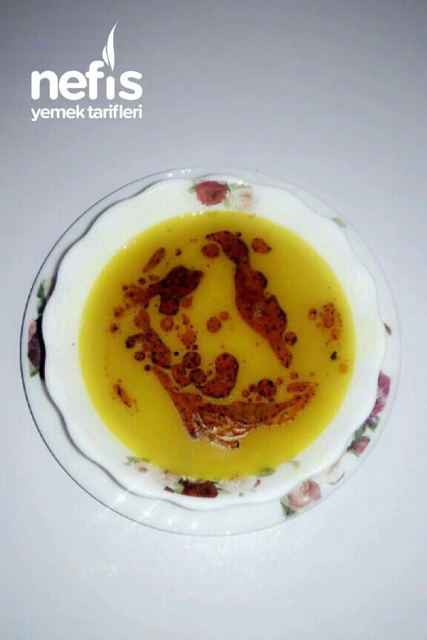 Zerdeçalli Mercimek Çorbası