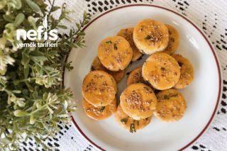 Fapeça (Glütensiz Kuru Fasulye Unuyla Peynirli Poğaçacıklar) Tarifi