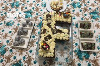 Harf Yaş Pasta (Özel Günleriniz İçin) Tarifi