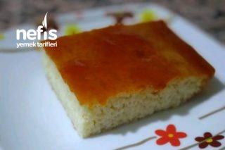 Karamel Soslu 5 Dakika Tatlısı Tarifi