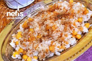 Nohutlu Pirinç Pilavı (Lokanta Usulü) Tarifi