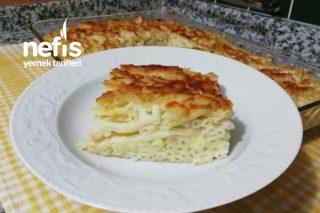 Peynirli Fırın Makarna (Videolu) Tarifi