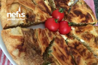 Tava Böreği (5 Dakikada Hazır) Tarifi
