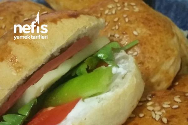 Ev Yapımı Sandviç