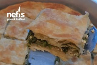 İncecik Ispanaklı Arnavut Böreği Tarifi