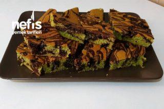 Ispanaklı Çikolatalı Kek Tarifi